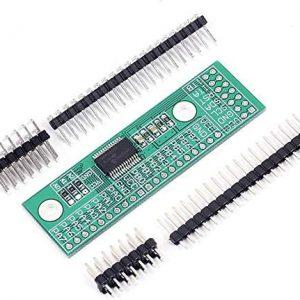MCP23017-E/SS ARDUINO  I2C介面16路IO擴展模組  IIC 輸入輸出擴展板