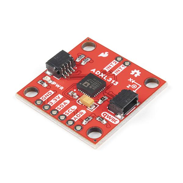 SparkFun Triple Axis Digital Accelerometer Breakout - ADXL313 (Qwiic) 三軸加速度計