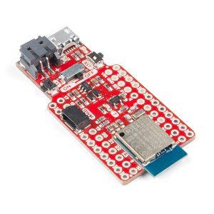 SparkFun Pro nRF52840 Mini 藍芽 5 開發板 支援 Mesh 網路