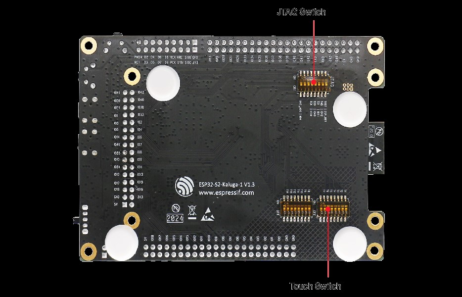 ESP32-S2-Kaluga-1 Development Board Kit