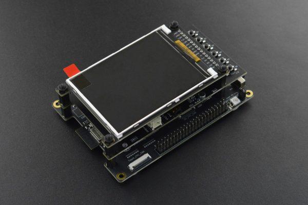 樂鑫 ESP32 S2 Kaluga-1 人機介面開發板套件 含鏡頭與觸控面板