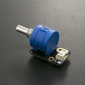 Gravity: Analog Rotation Potentiometer Sensor  Rotation 3600° 模擬類比多圈旋轉角度感測器
