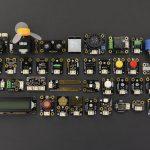 Arduino Gravity: 37件感測器學習套件組 支持 Arduino和樹莓派平台,還支持圖形化編程學習