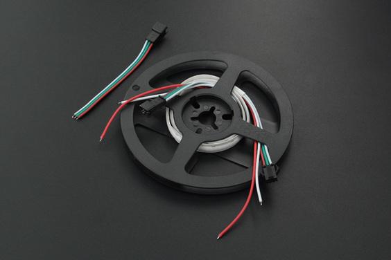 5V RGB 可程式化柔性 LED 燈帶(50cm)