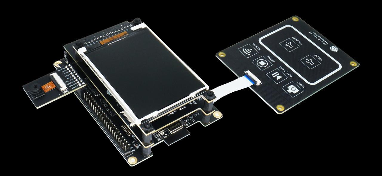 ESP32-S2-Kaluga-1 Development Board Kit