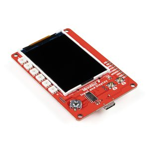 SparkFun MicroMod Input and Display Carrier Board 功能載板 MicroMod 輸入和顯示載板