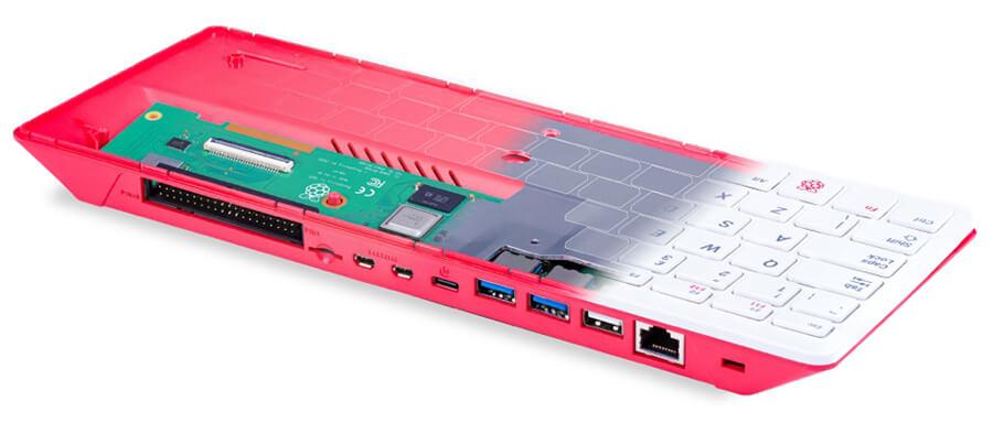 Raspberry Pi Keyboard