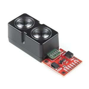 Garmin LIDAR-Lite v4 LED-光學距離測量傳感器 具備 QwIIC 接口 新版PCB 版本 IIC 通訊
