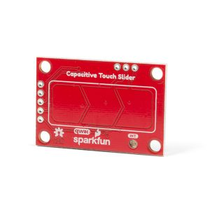 SparkFun Capacitive Touch Slider - CAP1203 (Qwiic) 電容式觸摸板模組
