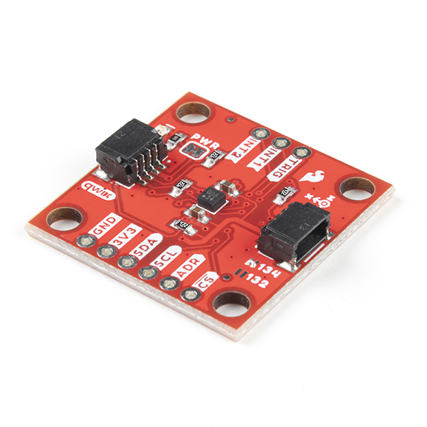 SparkFun KX134 三軸加速度計模組 - KX134 (Qwiic)