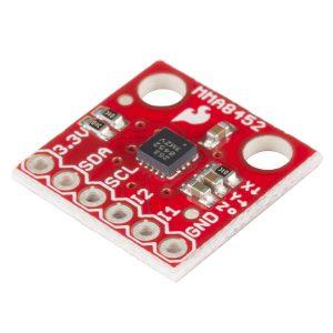SparkFun MMA8452Q 三軸加速度計模組