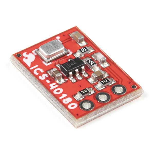 SparkFun  ICS-40180 模擬類比 MEMS 麥克風模組
