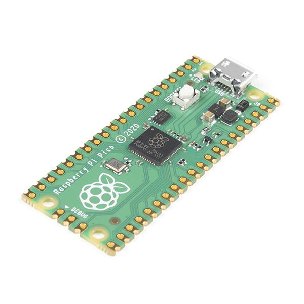 Raspberry Pi Pico 樹莓派最迷你最小的微型控制器 RP2040