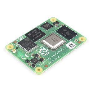 Raspberry Pi 運算模組 4 代 32GB (Wireless Version) - 2GB RAM