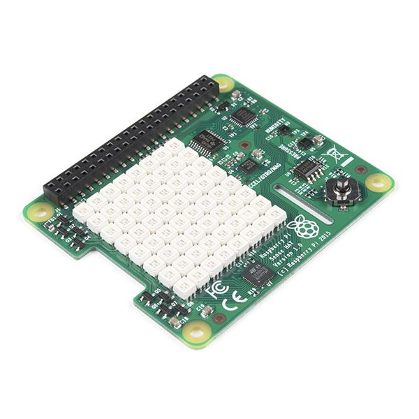 樹莓派4代 官方感測器擴展板 RASPBERRY PI SENSE HAT 傳感器擴展