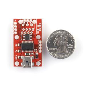 正廠 FT232RL UART晶片 搭配 SP3485 SparkFun 原裝進口
