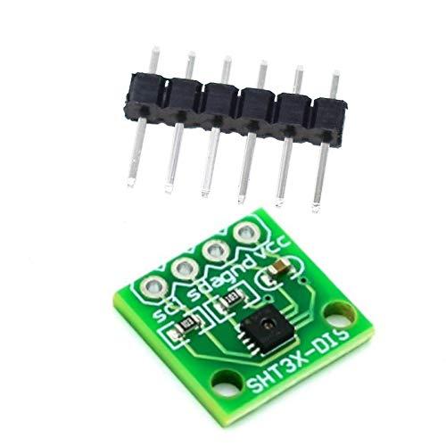SHT35 溫濕度感測器模組 I2C通訊 數字型DIS 寬電壓
