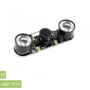 8 百萬像素 IMX219-160IR 鏡頭模組 適用 Jetson Nano 紅外夜視 160° FOV
