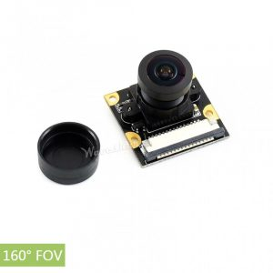 8 百萬像素 IMX219-160 鏡頭模組 適用 Jetson Nano 160° FOV